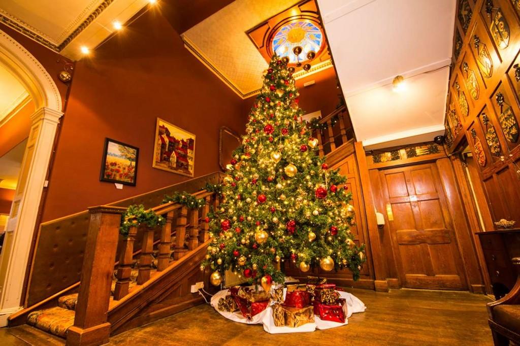 Main Hall - Christmas