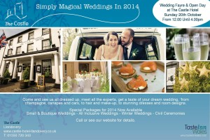 Castle_WEDDING_fayre 20 oct