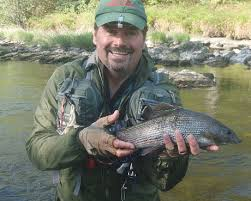 Fly Fishing the River Usk